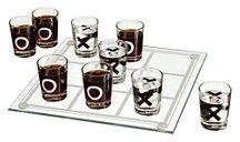 Алко-игра Крестики и нолики