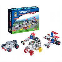 Металлический конструктор Combined Toys 236 деталей 810A