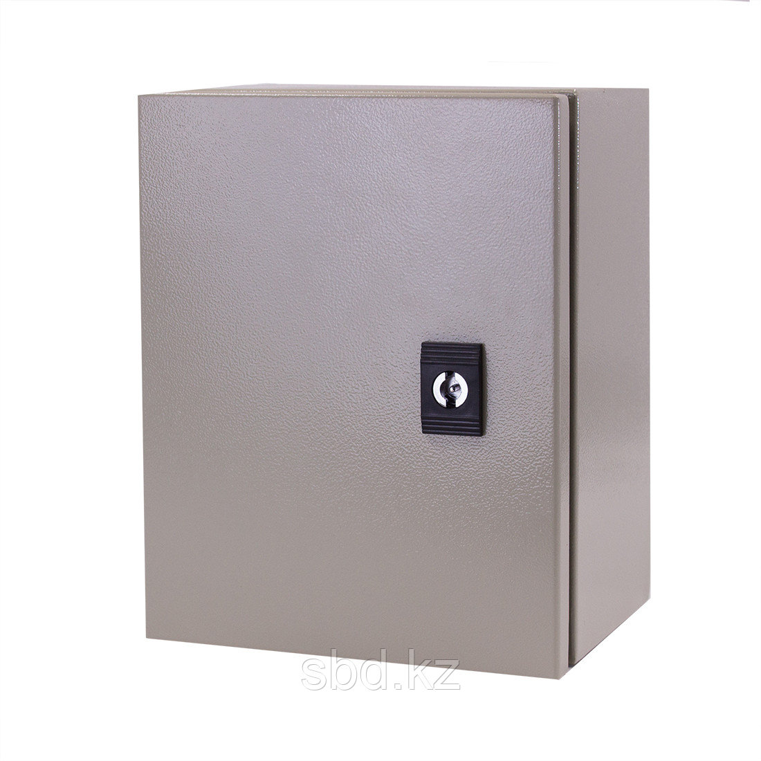 Настенный всепогодный шкаф, SHIP, OWB4-3-2, 400*300*200 мм, (В*Ш*Г), IP66, Серый