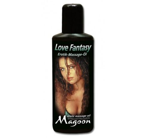 Масло массажное  Love Fantasy Magoon 100 мл