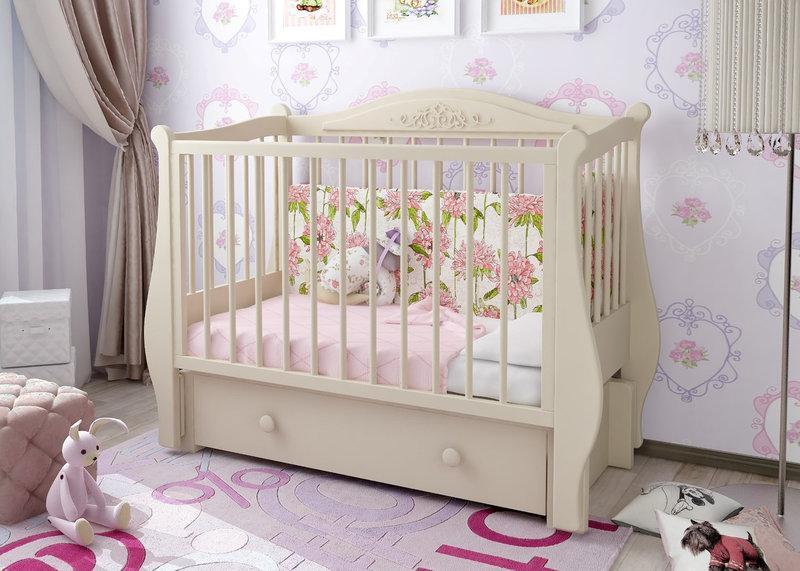Детская кроватка Джульетта в ассортименте