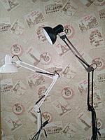 Напольная направляемая лампа-трансформер (Черная и белая)