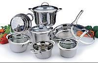 Кухонная посуда - универсальный подарок