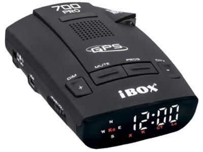 Антирадар iBOX pro 700 GPS
