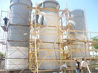 Теплоизоляция дымовых труб жидкой керамической теплоизоляцией