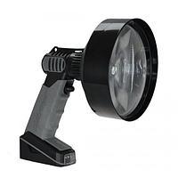 Фонарь-прожектор LIGHTFORCE ENFORCER-140-LED-DIMMING -IR-4.5W/WHITE-6W (Li-Ion: 7.4V-2.7Ah-14.8Wh) R34910, фото 1