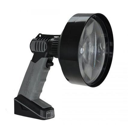 Фонарь-прожектор LIGHTFORCE ENFORCER-140-LED-WHITE-3W (375м-1 Lux)(Li-Ion: 7.4V-2.7Ah-14.8Wh) R34900