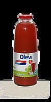 """Сок томатный натуральный """"Olevi ®"""" 1 л"""