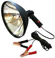 Фонарь-прожектор LIGHTFORCE BLITZ-ML-240 (12V) 730.000cd (дальность: 1.000м-1 Lux), контакты: зажимы R 34946