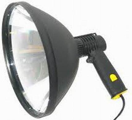 Фонарь-прожектор LIGHTFORCE BLITZ-ML-240 (12V) 730.000cd (1.000м-1 Lux), контакты: прикуриватель R34917