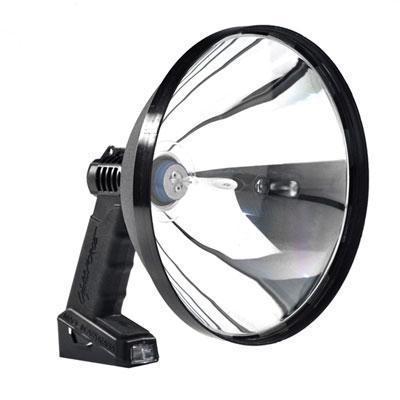 Фонарь-прожектор LIGHTFORCE ENFORCER-240 (12V) 493.900cd (1.000м-1 Lux), контакты: прикуриватель R34742