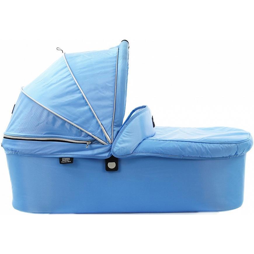 Люлька Valco baby External Bassinet для Snap & Snap4 / Powder Blue