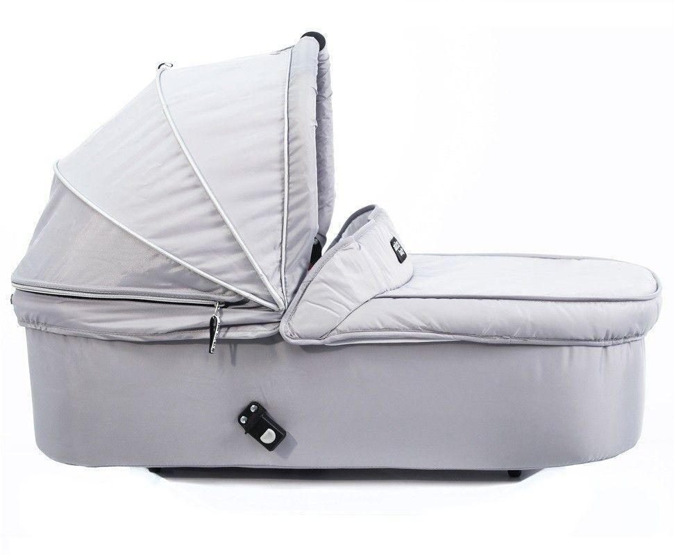 Люлька Valco baby External Bassinet для Snap & Snap4 / Silver