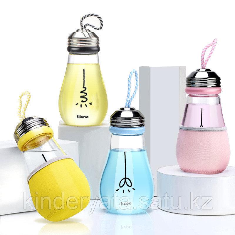 Бутылка Лампочка