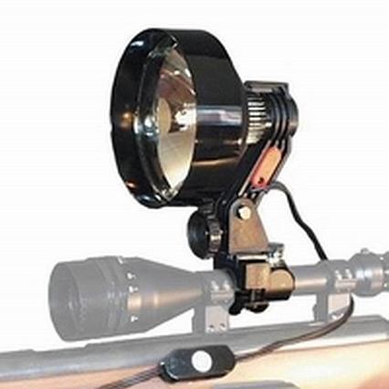 Фонарь-прожектор LIGHTFORCE LANCE-RMSM-140 (12V) 250.000cd (дальность: 450м-1 Lux) R34911