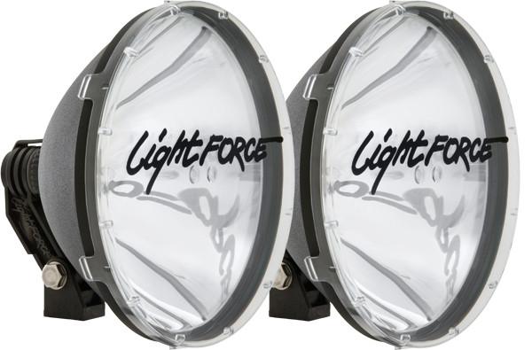 Фары LIGHTFORCE DRIVING BLITZ HID 240(2шт)(12V)(дальность:1.200м-1 Lux-пара)(лампа-GL25HID 5000°K:35W)R34840