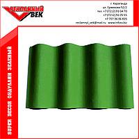 Резиновая краска Ондулин зеленый