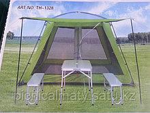 Палатка - шатер с полом