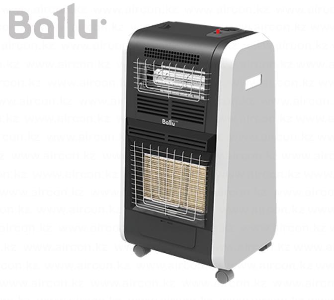 Ballu BIGH-55 H: Газовый + электрический инфракрасный обогреватель