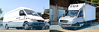 Mercedes-Benz Sprinter Рефрижератор