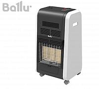 Ballu BIGH-55 F: Газовый инфракрасный обогреватель + электрический тепловентилятор