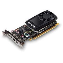 HP 1ME01AA Профессиональная видеокарта nVidia Quadro P1000  PCI-E 4096Mb