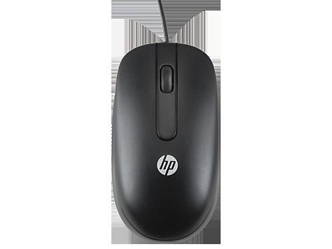 HP Лазерная мышь USB 1000dpi (QY778A6)