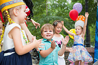 Детские праздники 18
