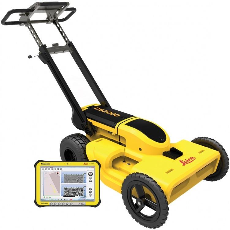 Георадар DS2000