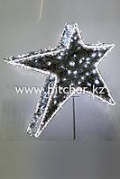 """Световая макушка """"Гагаринская звезда"""" для искусственных елок высотой от 5 до 10 метров (размер: 50 см)"""