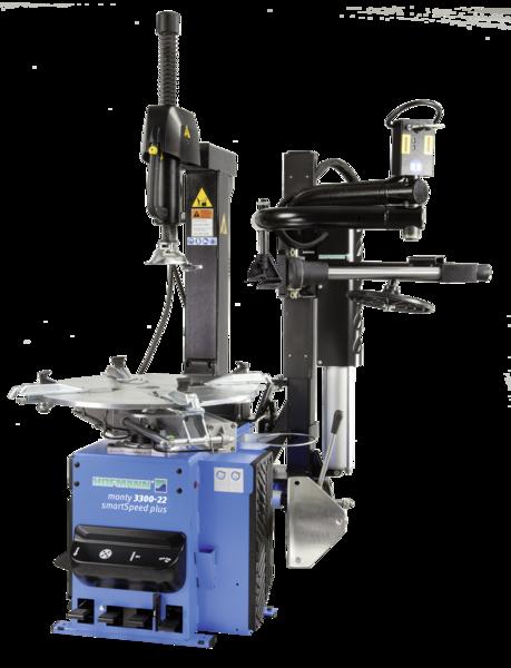 Станок шиномонтажный автоматический двухскоростной для л/а MONTY 3300-24 SMART SPEED ТТ GP