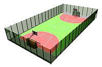 Ограждения 3d для спортивных площадок (h =  3500 мм), фото 1