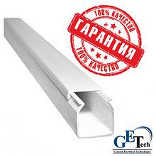 Кабельный канал пластиковый 40х25 (белый)