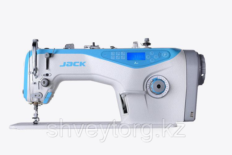 Высокоскоростная швейная машина челночного стежка Jack JK-A4H