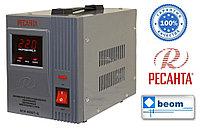 Стабилизатор напряжения электронный (релейный) 2 кВт - Ресанта ACH-2000/1-Ц