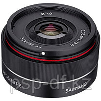 Объектив Samyang AF 35mm f/2.8 FE