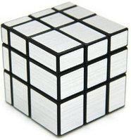 Кубик Зеркальный 3х3 Yuxin серый