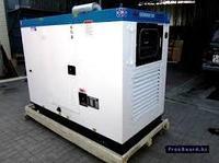 Дизельный генератор в кожухе с авр BRENNER СТ- 18