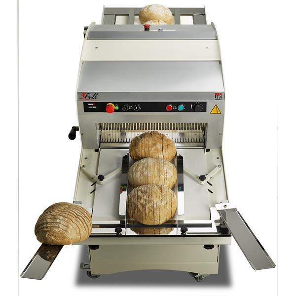 Автоматическая хлеборезка с конвейерной лентой Full 520 T3