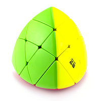 Кубик пирамофикс 3х3 quiu цветной, фото 1