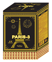 "Батарея салютов ""Paris-3""  25 залпов"