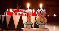 Свечи для торта , фото 1
