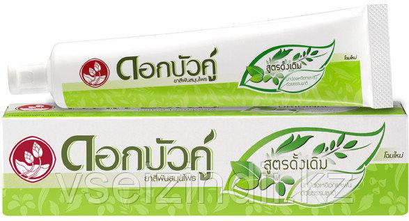 Зубная паста Twin Lotus, Антибактериальная, Тайланд, 100 гр