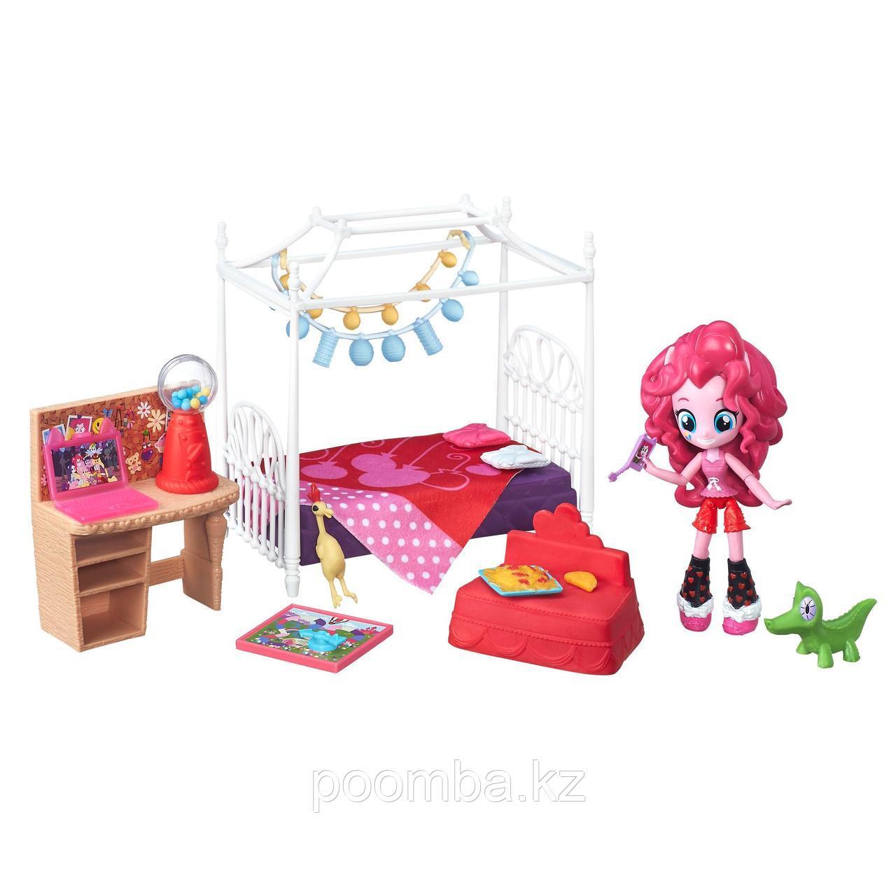 Набор My Little Pony Equestria girls Вечеринка Пинки Пай