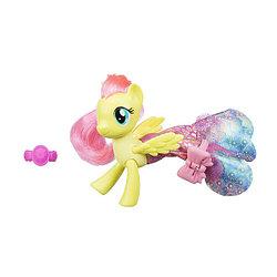 "Hasbro My Little Pony ""Сияние"" Флаттершай в платье русалки"
