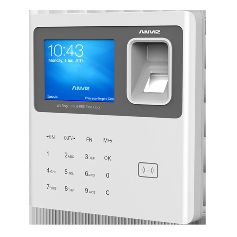 Биометрический терминал для учета рабочего времени Anviz W1-ID