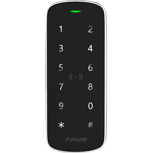 ANVIZ M3-ID Уличная сенсорная кодонаборная панель со считывателем карт и контроллером