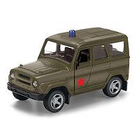 1/50 Технопарк UAZ Hunter - Армейская версия