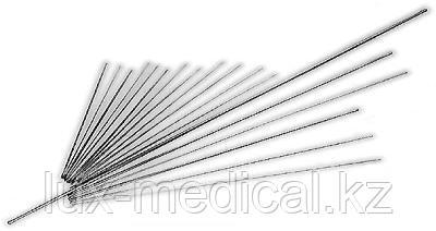 Зонд хирургический пуговчатый 2-х сторонний