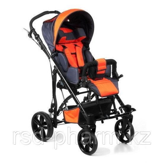 UMBRELLA JUNIOR PLUS – коляска инвалидная для детей больных ДЦП с пневмо колесами